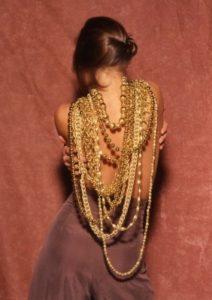 Tipos de colares e tamanhos