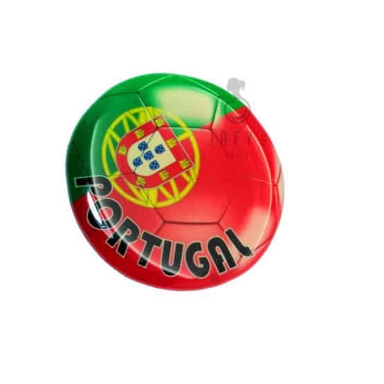 Íman bola bandeira de Portugal